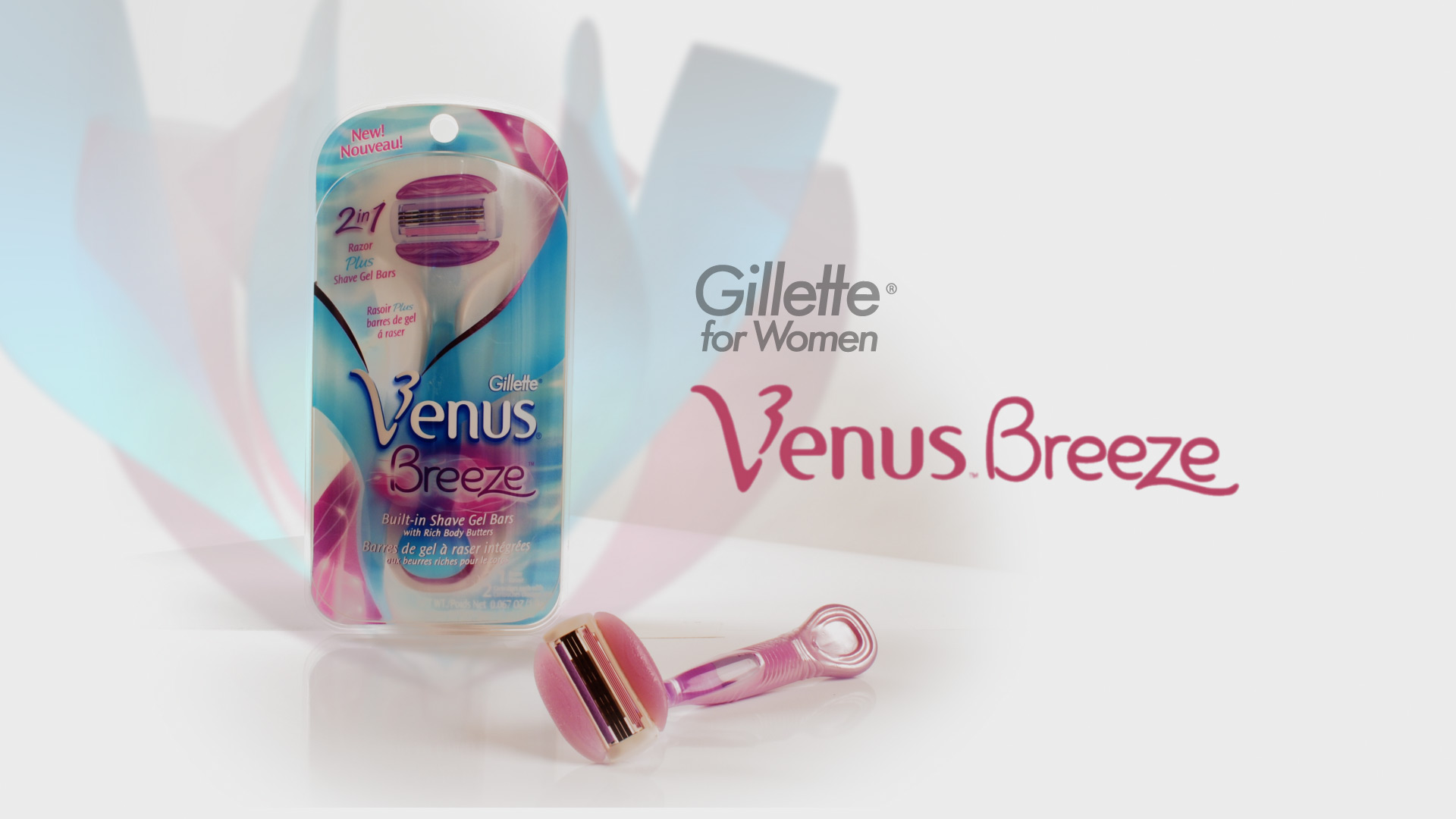 Gillette Venus Commercial Video