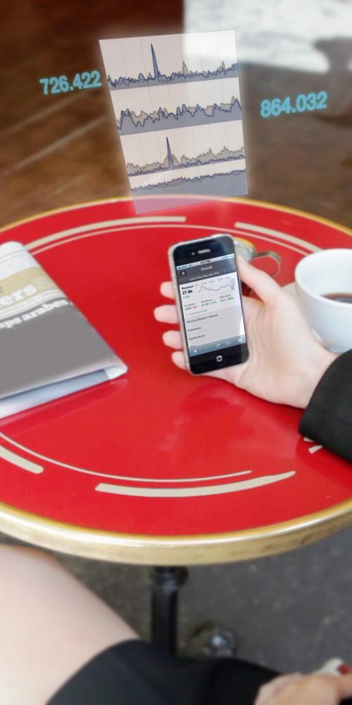 metamarkets product demo video