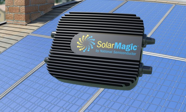National Semiconductor SolarMagic Produc Demo