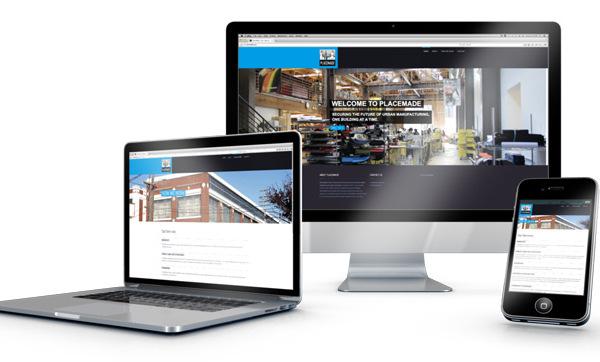 PlaceMade Website Design