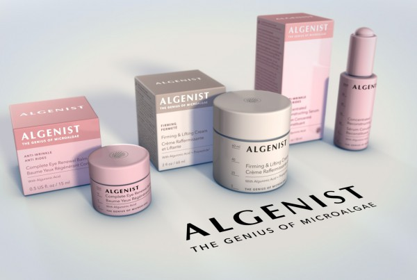 Algenist Rebranding Video