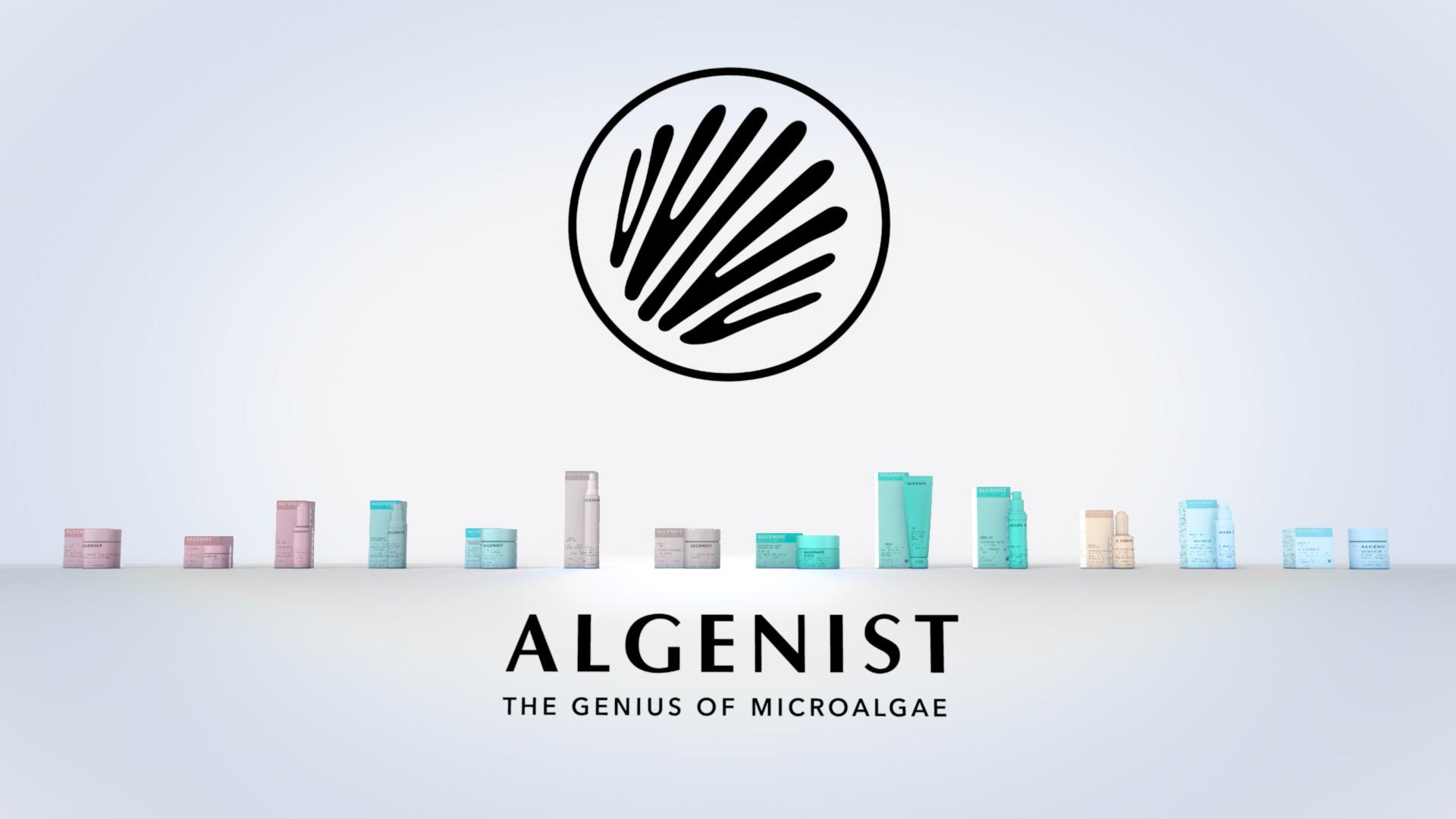 Algenist Rebranding Video