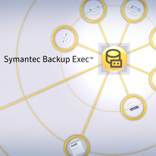 Symantec Backup Exec 3600 Launch Video