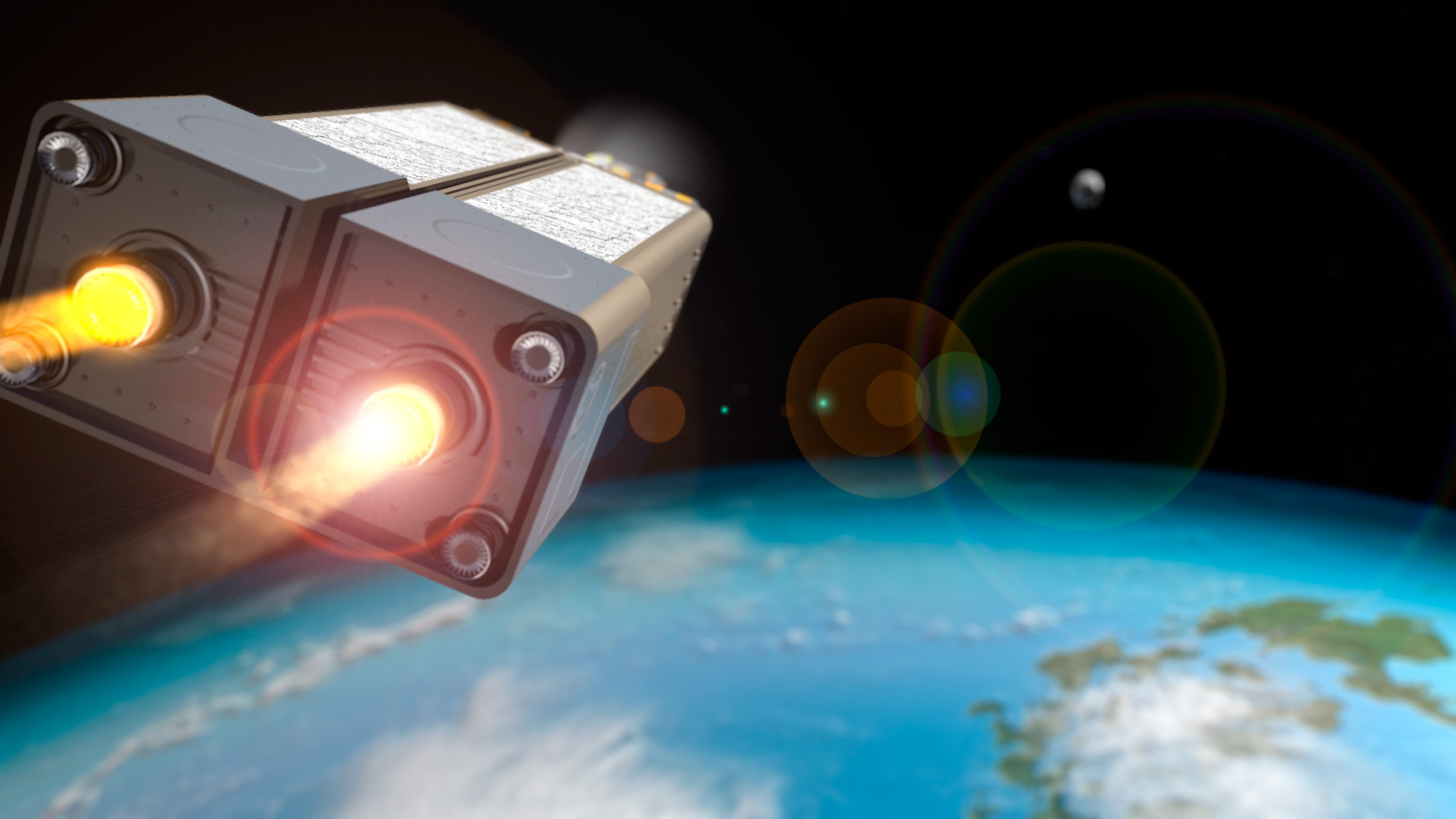 Interstellar Space Systems Launch Video
