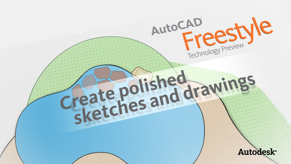 Autodesk Freestyle Product Launch Video