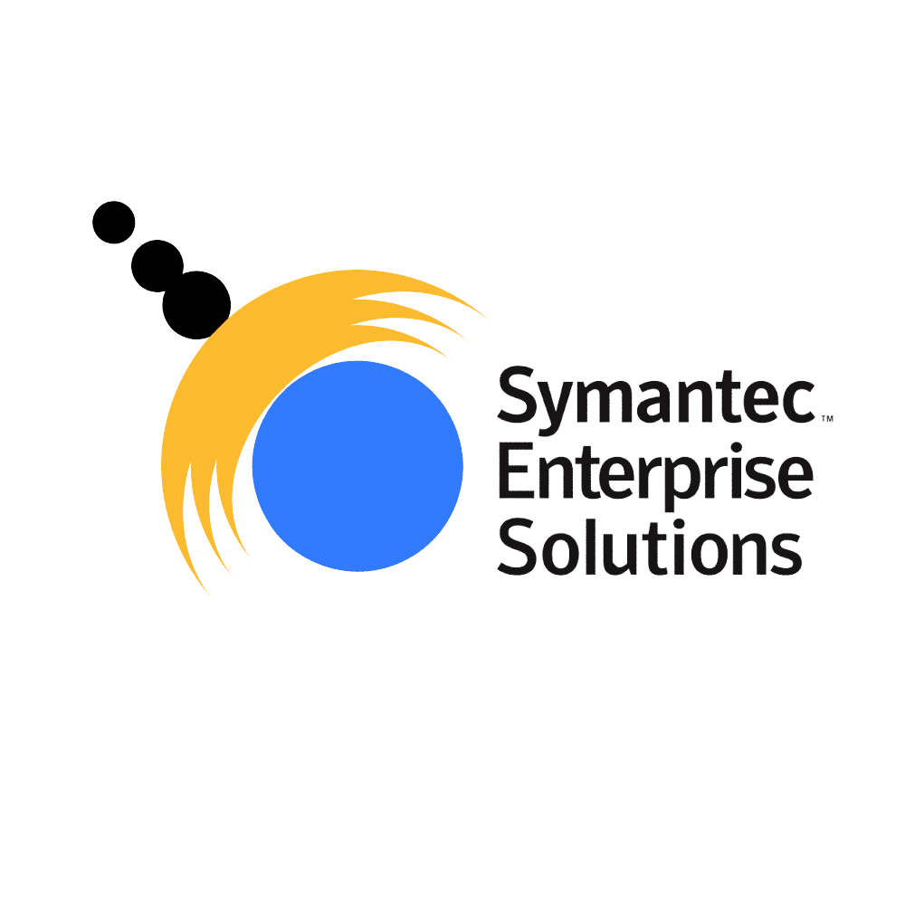 Symantec Branding Logo Development