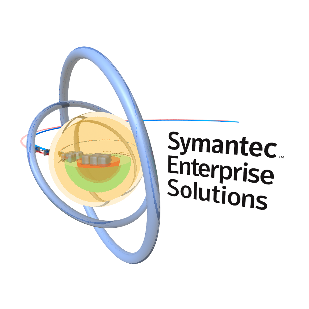 Symantec Branding Logo Development