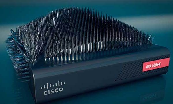 Cisco ASA 5506-X Overview video