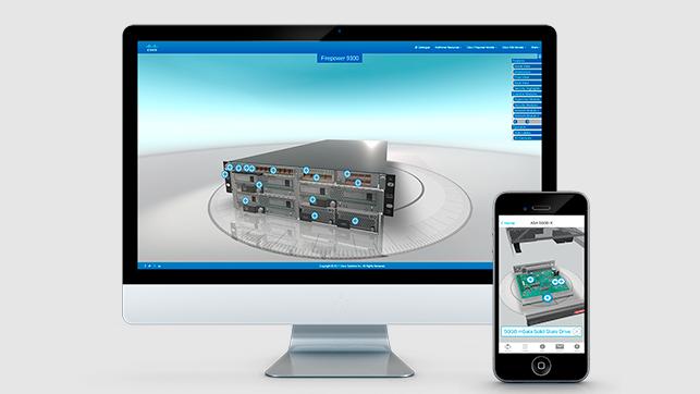 Cisco WebGL Interactive App Featured Image