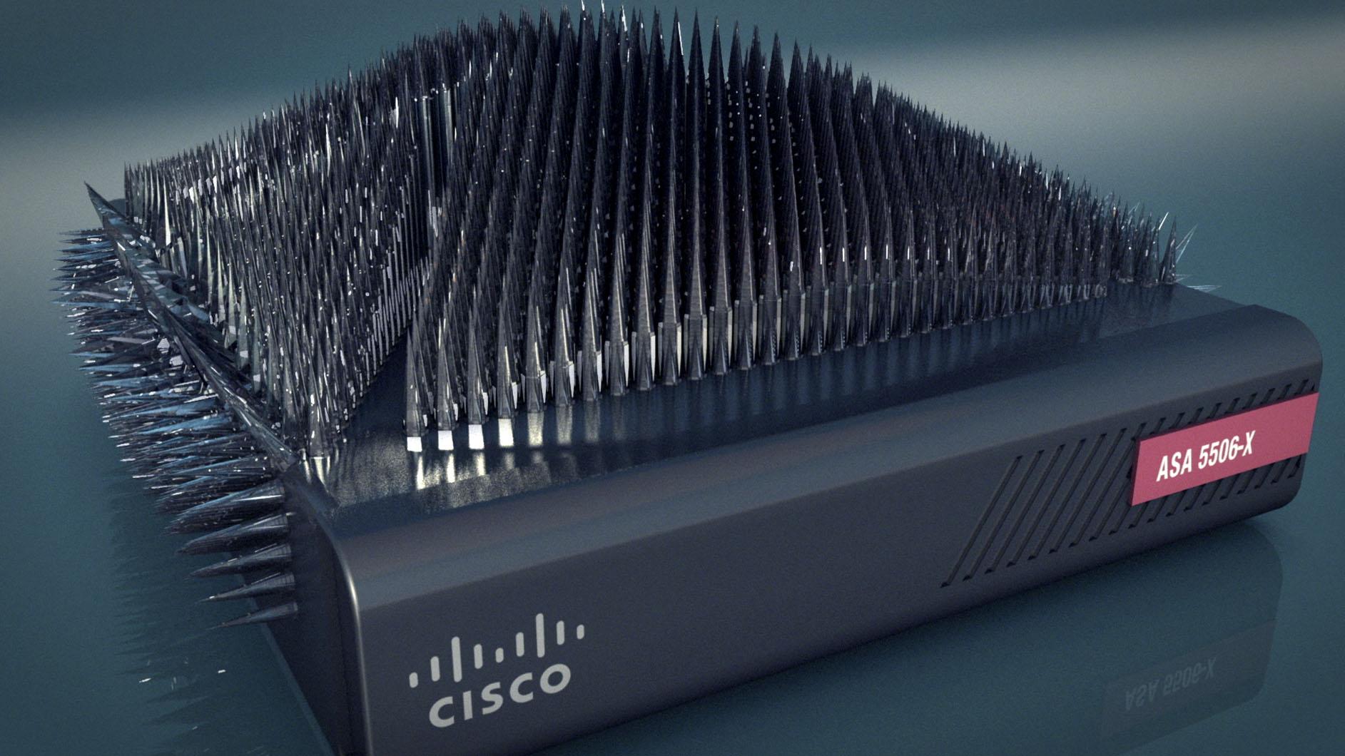 Cisco 5506x campaign