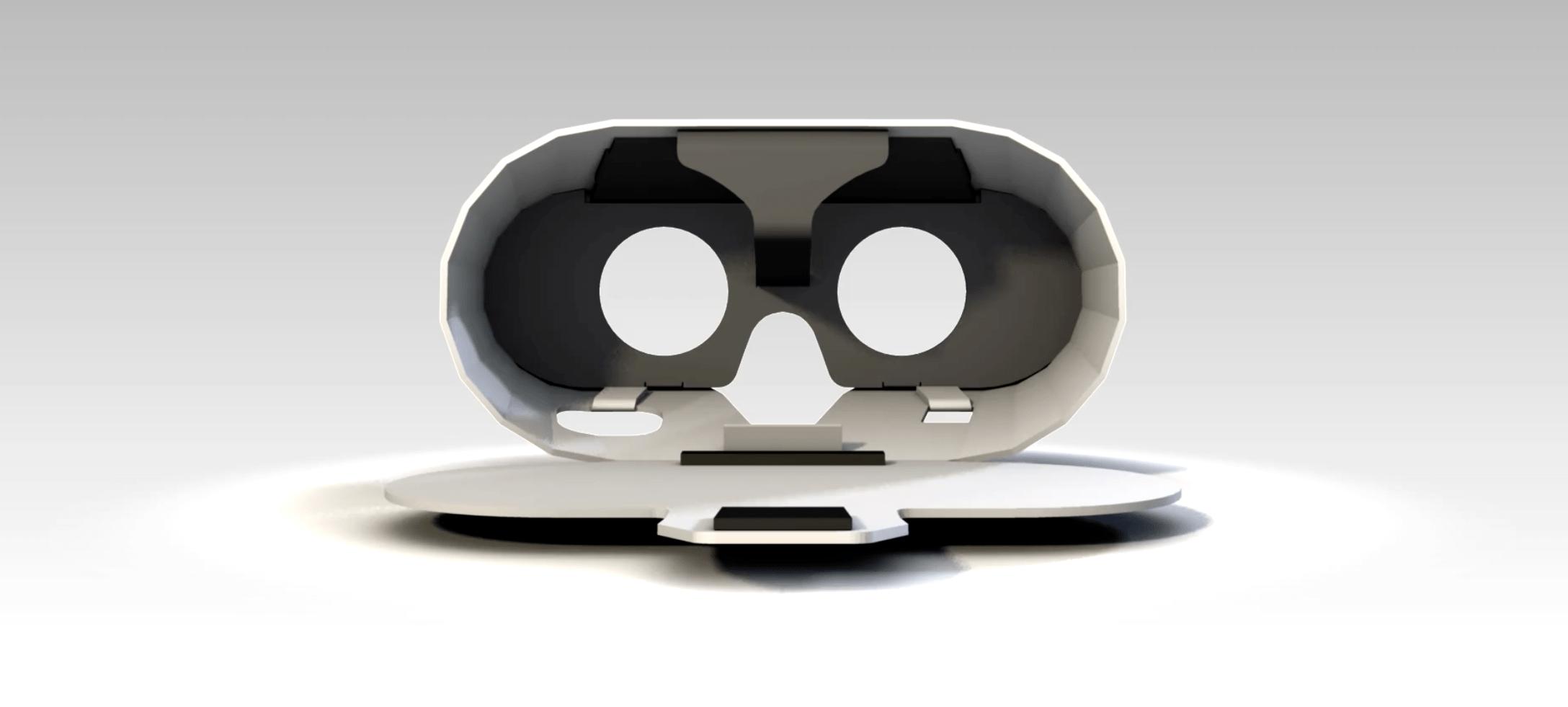 VRnocular VR Cardboard Viewer