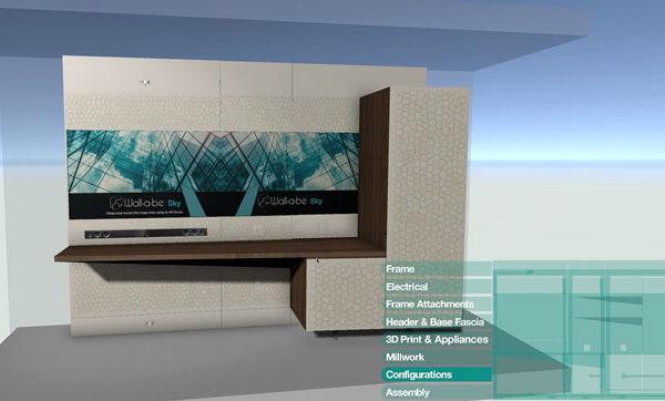 Wallabe WebGL Interactive 3D App