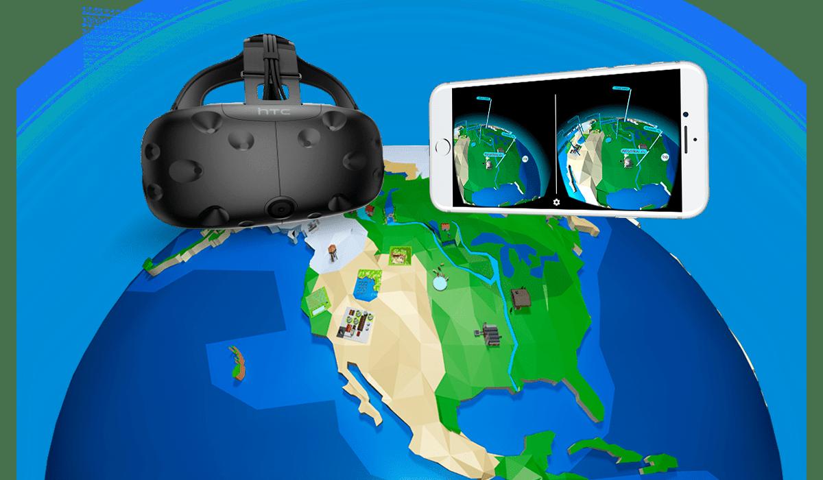 WaterUse VR Top Image