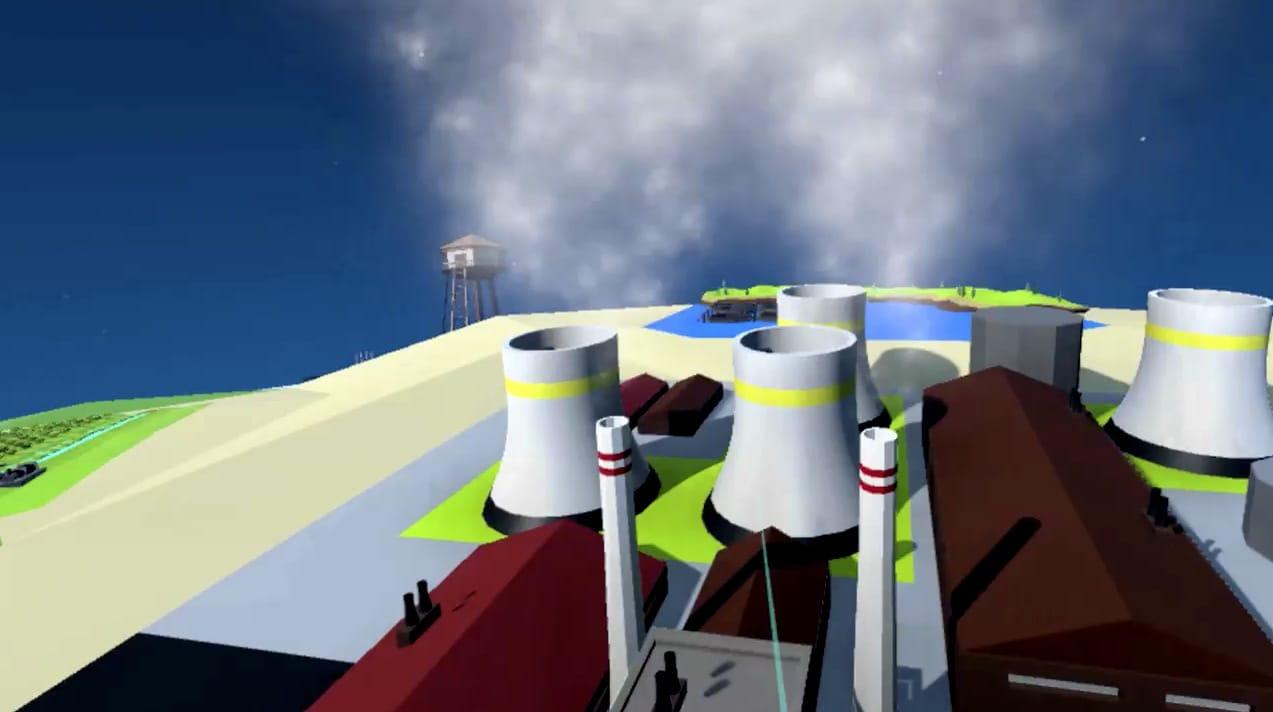 WaterUse VR App 3D Models Low Polygon