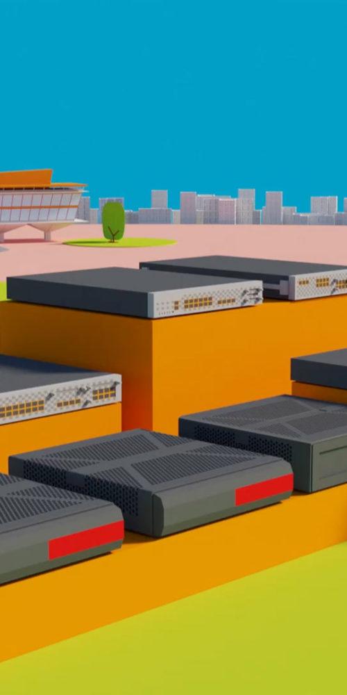 Cisco NGFW Portfolio | Marketing Video | Animated Video