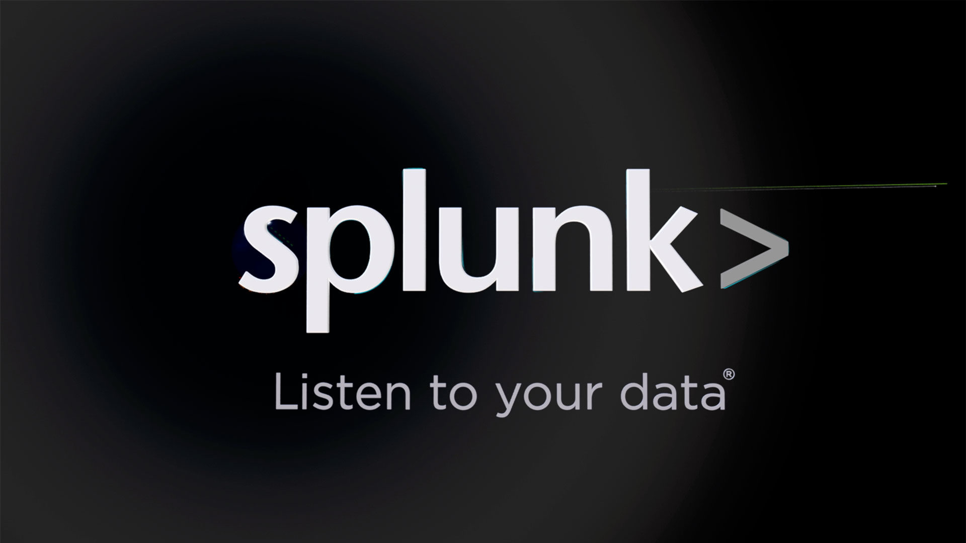 Splunk Animated Logo ID End Title