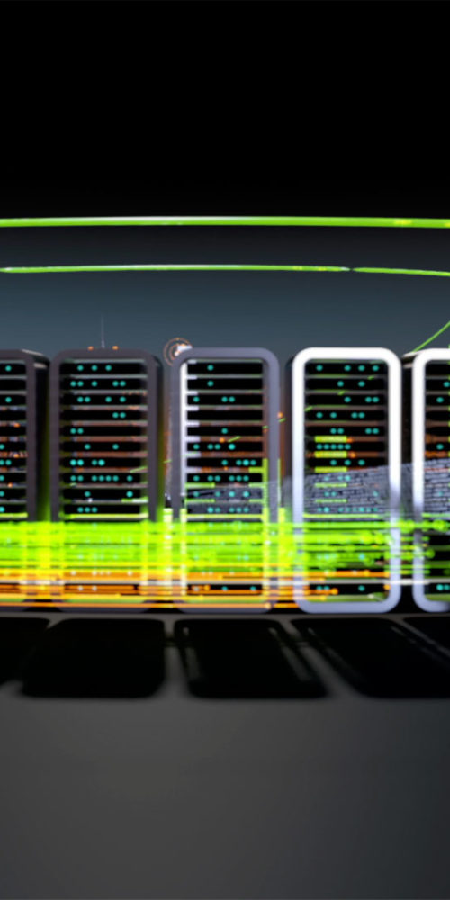 Splunk Animated Logo ID Servers