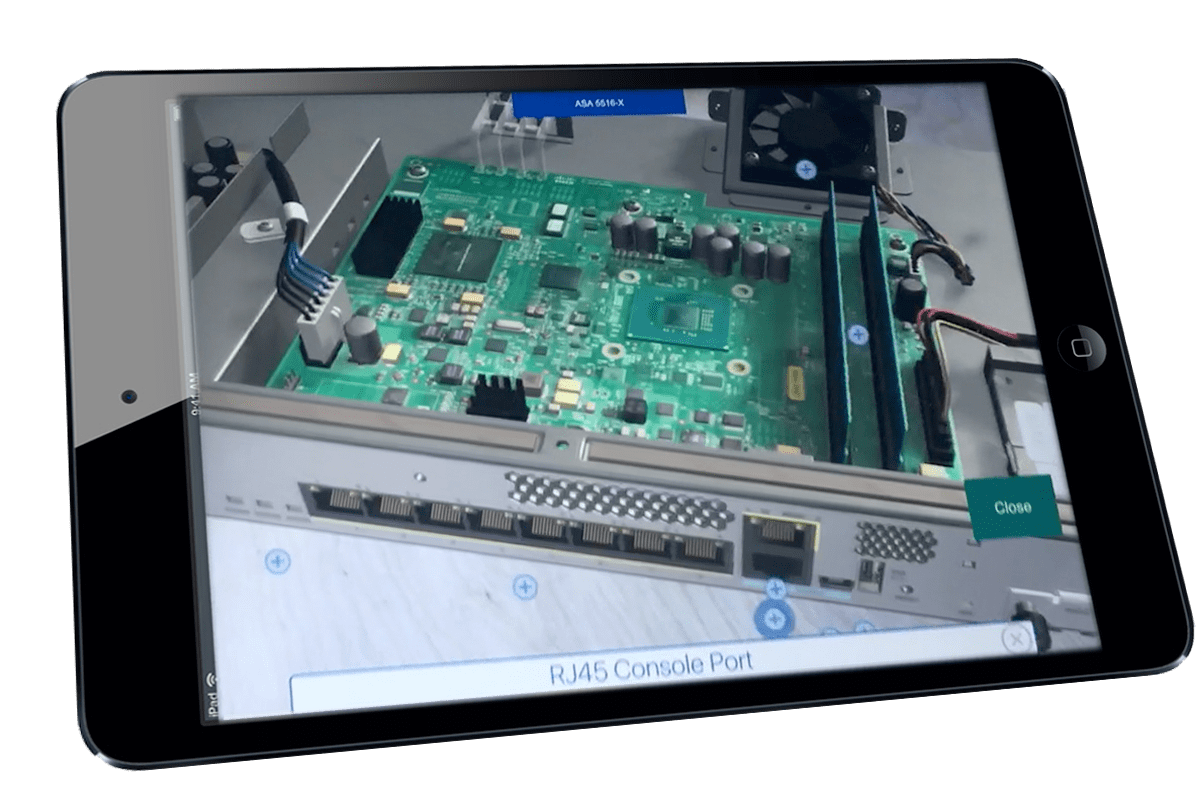 Cisco Security Firewall AR Mobile App