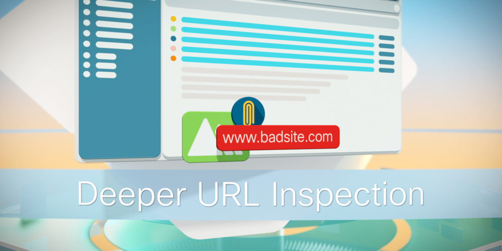 Cisco Email Security Deep URL Inspection