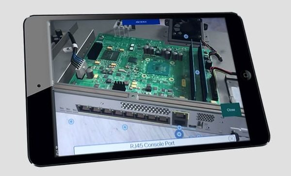 Cisco NGFW AR App