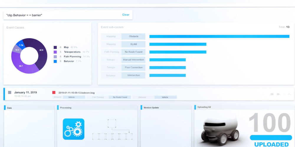 RavenOps Product Video User Interface